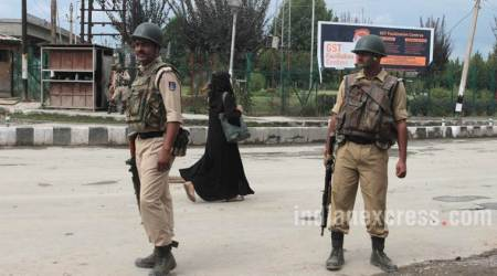 Restrictions imposed in parts of Srinagar in view of strike called by traders body