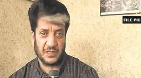 J-K: ED attaches separatist leader Shabir Shah's property in Srinagar