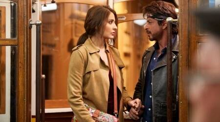 shah rukh khan, anushka sharma, jab harry met sejal, jab harry met sejal srk, jab harry met sejal exclusive stills, jab harry met sejal pics