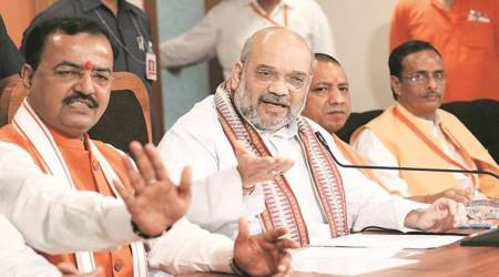 Amit Shah: BJP did not break Bihar alliance, poach Gujarat MLAs