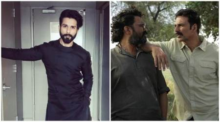 Shahid Kapoor in Toilet Ek Prem Katha director Shree Narayan Singh's next?