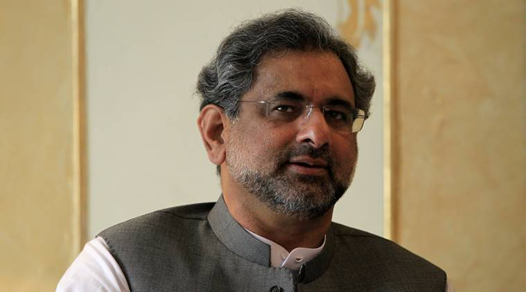 pakistan pm news, shahid khaqan abbasi news, pakistan news, indian express news