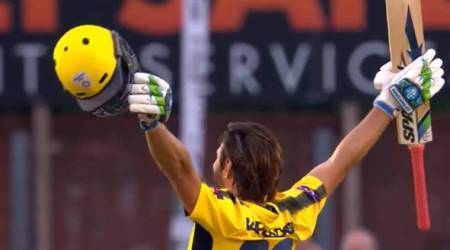 Shahid Afridi blasts 42-ball century in Natwest T20