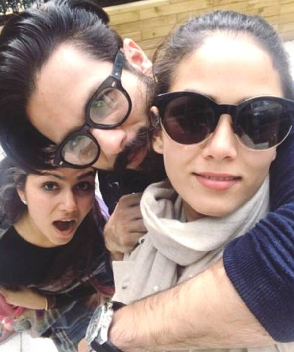 Shahid Kapoor And Mira Rajput's Vacation before Baby Misha's first Birthday