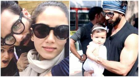 Shahid Kapoor shares first click with Mira from family vacation, but where is Misha? See photo