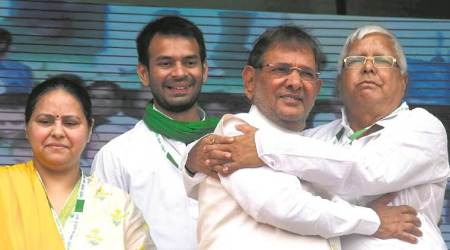 Sharad Yadav set to lose front-row seat, position on House panel