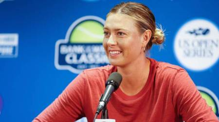 Maria Sharapova withdraws from Stanford Open with left arm injury