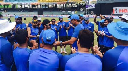 India vs Sri Lanka, 4th ODI: Shardul Thakur makes India debut