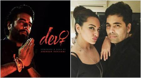 From Karan Johar to Sonakshi Sinha, Bollywood celebrities cherish Shekhar Ravjiani's latest single Devi