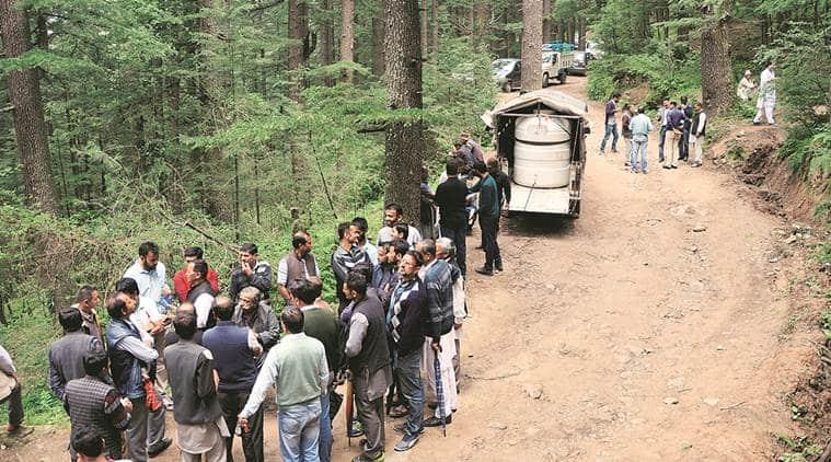 shimla, Himachal Pradesh High Court, CBI , Kotkhai Gudia rape and murder case shimla schoolgirl rape and murder, shimla rape, shimla rape murder, indian express news