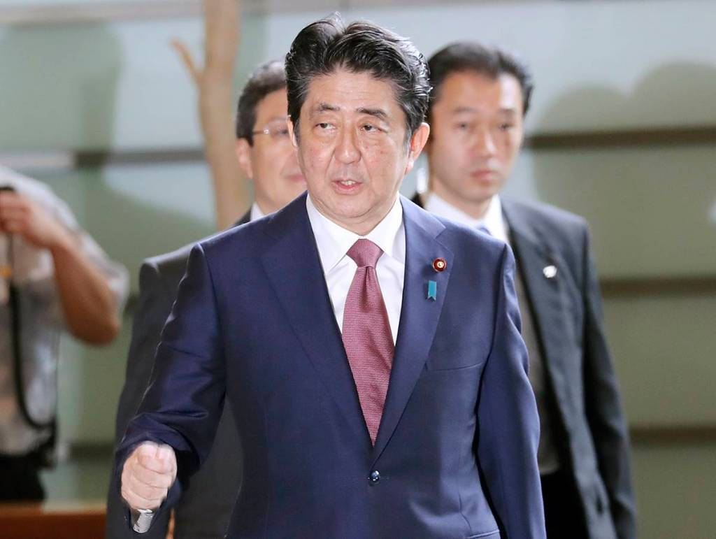 Japanese Prime Minister Shinzo Abe, North Korea Nuclear test, North Korea's suspected nuclear test, North Korea news, world news, Latest news