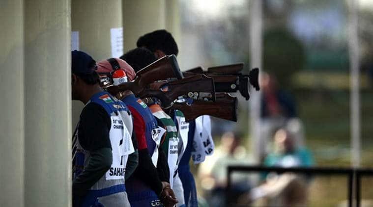 ISSF Junior Shotgun Championship, Akash Saharan, Alberto Belluzzo