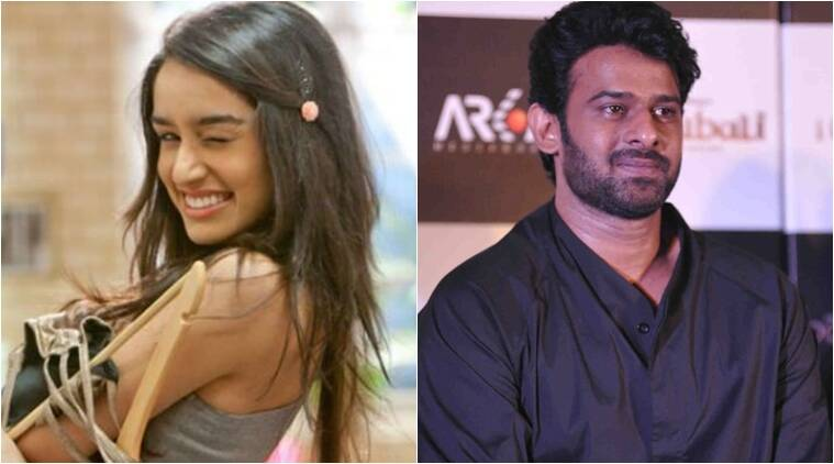 Shraddha Kapoor is Prabhas's leading lady in Saaho