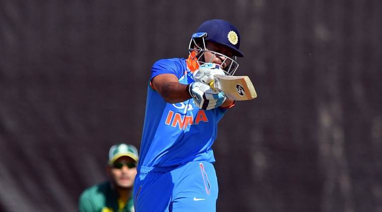 india a, south africa a, india a vs south africa a, shreyas iyer, india a tri series final, cricket news, sports news, indian express