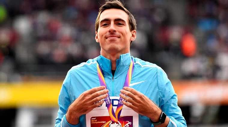 Sergey Shubenkov, russia athletics, athletics world championships