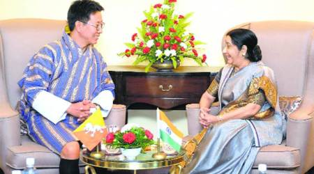 Don't be intimidated by China: India to Bhutan