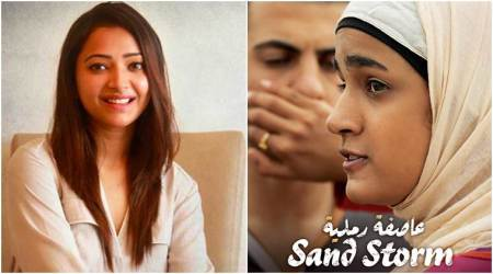Shweta Basu Prasad's digital playlist: The battle of love and fate is painted beautifully in Sand Storm
