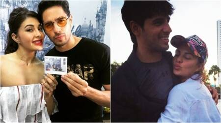 Photo | Here's proof to why Sidharth Malhotra and Jacqueline Fernandez should totally start dating