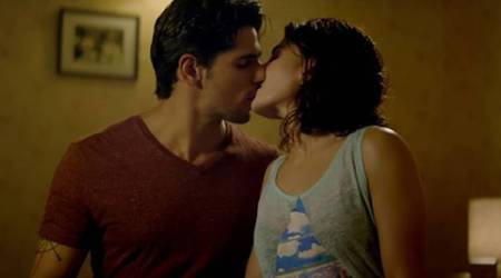 Sidharth Malhotra clears the air about kissing scenes being cut from A Gentleman