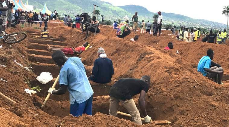Sierra Leone Mudslides Death Toll Now Above 400 United Nations The Indian Express