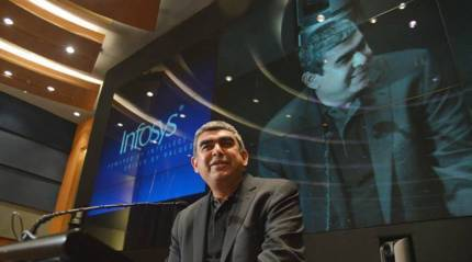 Vishal Sikka had been losing ground in Infosys for a while