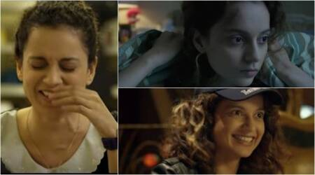 Simran trailer: Kangana Ranaut is a kleptomaniac and gambler, but we totally love her. Watch video