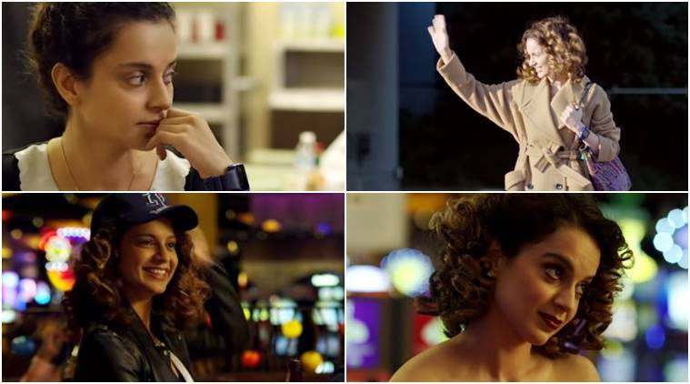 simran, kangana ranaut, simran song, simran song meet, simran new song meet, watch simran song meet,