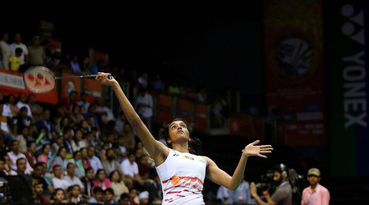 PV Sindhu, World Badminton Championships, Indian Express