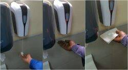 soap dispenser, racist soap dispenser, diversity in tech industry, racist soap dispenser video, viral video, trending video, indian express,