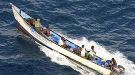 Mumbai court gives seven-year jail sentence to 15 Somali pirates arrested in 2011