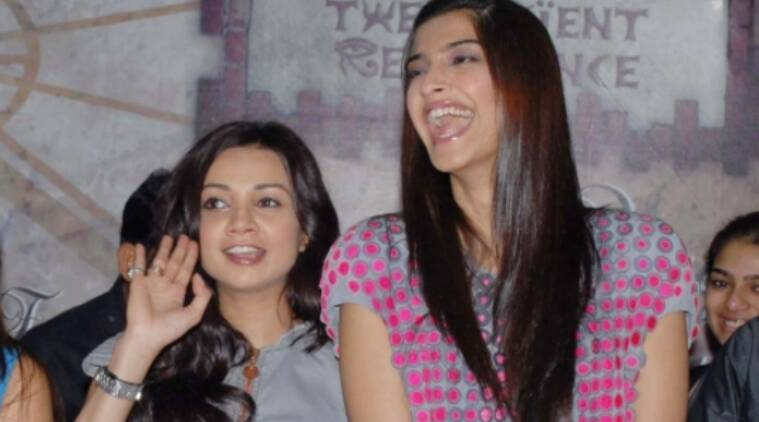 sonam kapoor, ira dubey, sonam kapoor ira dubey pics, aisha pics, bollywood friendships, bollywood bffs