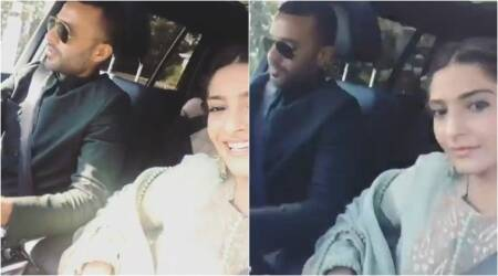 Sonam Kapoor is riding high on attention from bae Anand Ahuja in California
