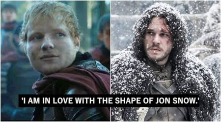 WATCH: This hilarious 'The Shape of Jon Snow' tribute will have you singing along
