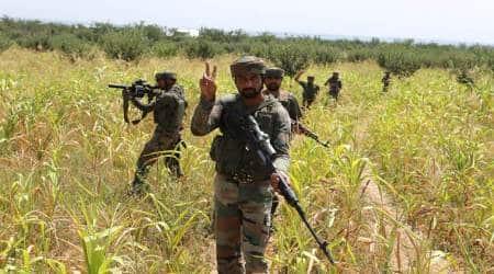Kashmir: LeT militant killed in Bandipora
