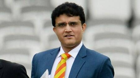Cricket is a captain's game, coach must take back seat, says Sourav Ganguly