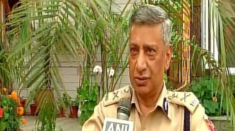 Jammu and kashmir, J&K police, JK police DGP, SP Vaid, India news, indian express news