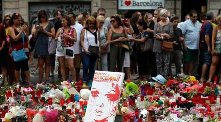 Four suspected Barcelona attack plotters appear in court