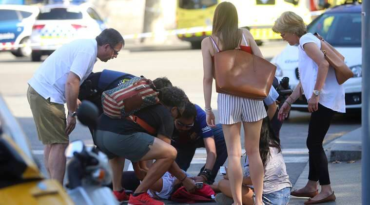 barcelona terror attack news, barcelona news, Spain terror attack news, Prime Minister Mariano Rajoy, Barcelona terro attack news, latest news, World news, International news, latest news