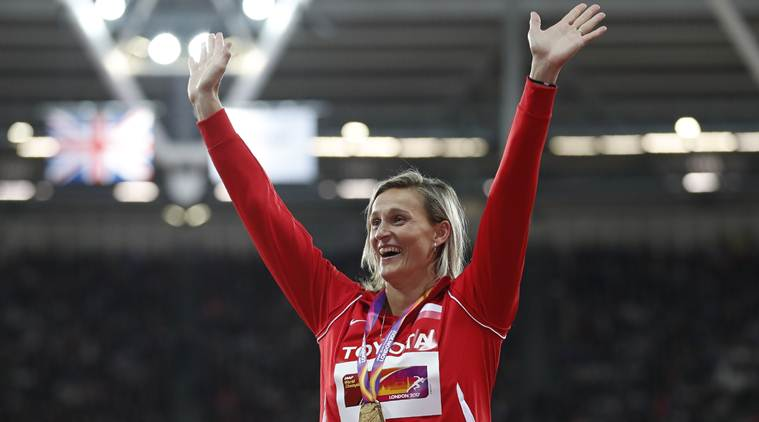 world athletics championships, world championships london, barbora Spotakova