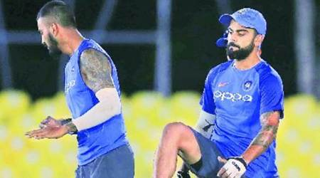 India vs Sri Lanka: Virat Kohli kick-starting auditions for 2019 World Cup