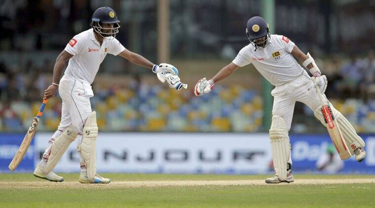 India vs Sri Lanka, Kusal Mendis, Dimuth Karunaratne, R ashwin, sports news, cricket, Indian Express