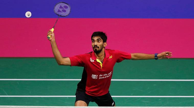 Kidambi Srikanth, Subhankar Dey, 2014 Glasgow Commonwealth Games, World Championship