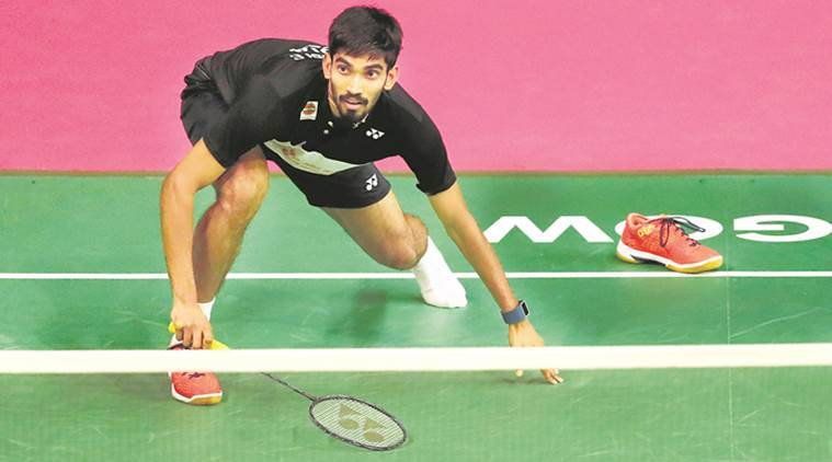 Shuttler Srikanth enters Denmark Open final