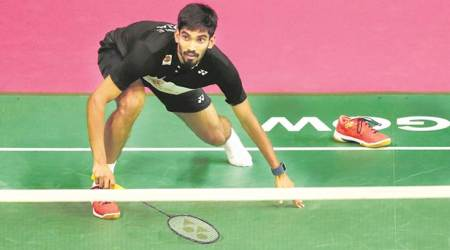 Kidambi Srikanth gets a jolt with ouster at World Badminton Championship