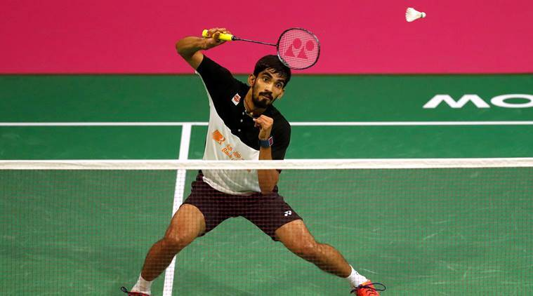 kidambi srikanth, son wan ho, world badminton championships, world badminton, badminton news, sports news, indian express