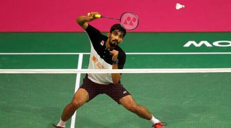 Kidambi Srikanth crashes out of World Badminton Championship