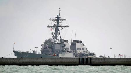 USS John S McCain collides with tanker in Singapore: All you need to know