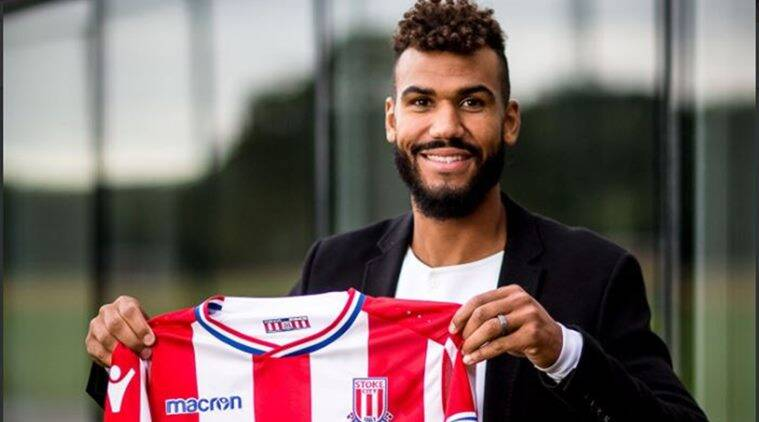 Eric Maxim Choupo-Moting, Stoke City, Cameroon, English premier League