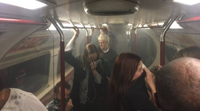 Oxford Circus station evacuated and closed due to smoke on Tube train