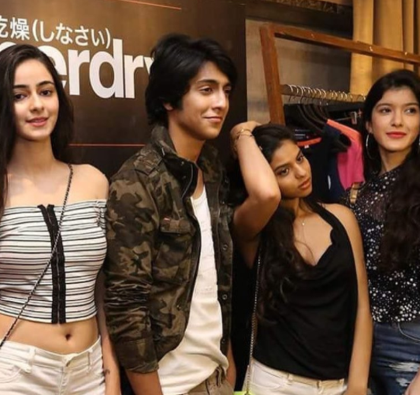 Suhana Khan, Suhana Khan new image, Suhana Khan lakme fashion week, Ananya Pandey, Shanaya Kapoor, Suhana Khan Ahaan Pandey photos, shah rukh khan daughter, Suhana Khan latest photos
